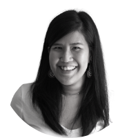 Image shows a headshot of Paniti Tiengtrong