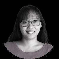 Image shows a headshot of Ruiwen Zhung